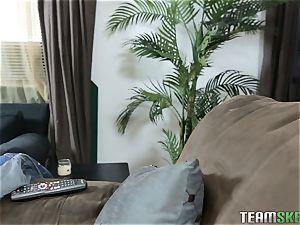 Piper Perri seduces her friends brutha