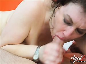AgedLovE enormously chesty Mature porked gonzo