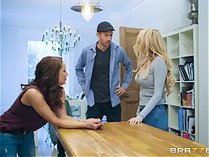 Amber Jayne pounded by Danny D