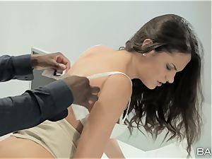 Carolina Abril hankers that big black cock deep inside her