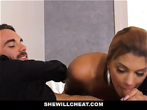 SheWillCheat - super-steamy cheating wife vengeance tearing up