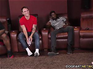 big black cock threesome with Karlee Grey - cuckold Sessions