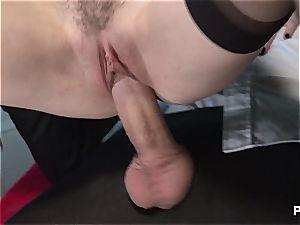 penetrating shaft's ex
