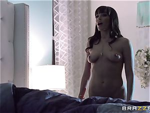 Dana Dearmond ignites her love life with her insatiable hubby