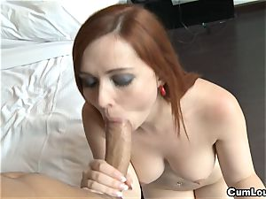 Angell Summers pounded deep in her cock-squeezing bootie