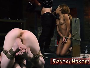 extreme pierced twat spectacular young gals, Alexa Nova and Kendall forest, take a