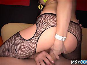 dirty stripper Dahlia Sky 69ing