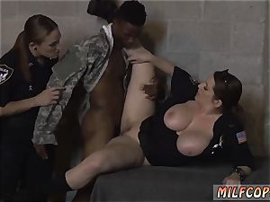 big boob cougar tempts youthfull faux Soldier Gets Used as a shag plaything