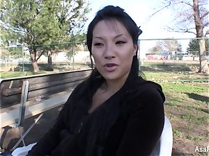 Behind the scenes interview with Asa Akira, part two