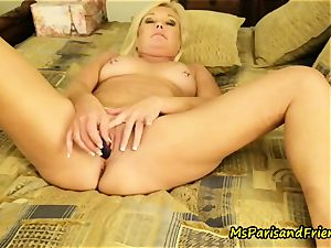 anal toy ejaculations with Ms Paris Rose