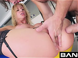 blonde pony loves getting slapped and torn up