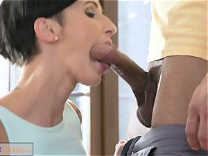 sport rooms giant cock exercise for honey after class fuck-fest