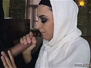 Arab anal invasion greedy chick Gets Food and pulverize