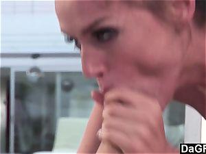 Dagfs Tori ebony Gets boned by Her manager