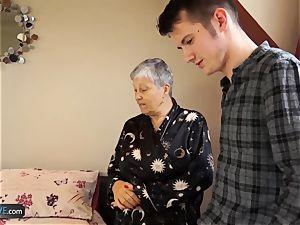 AgedLovE naughty grandmothers xxx intercourse Compilation