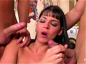 fresh Year's Eve lovemaking party scene four