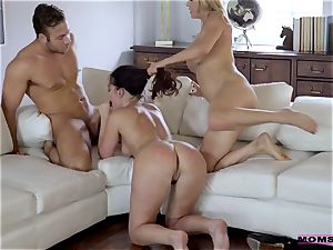 Brittany Shae - My mom's fresh paramour wants to nail me