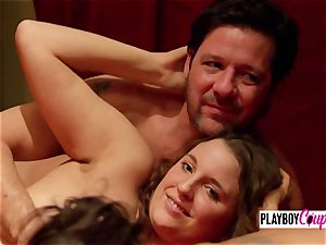 Mature couple joins sexuality class before the swingers soiree