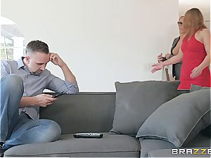 naughty psychologist takes advantage of clients hubby
