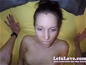 I deepthroat and rail your man-meat to internal cumshot while your wifey