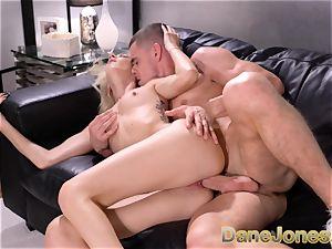 Dane Jones super-sexy Hungarian blonde Monique woods