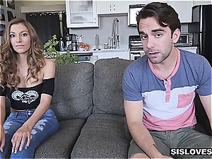 two brothers tag crew their stunning steamy stepsister