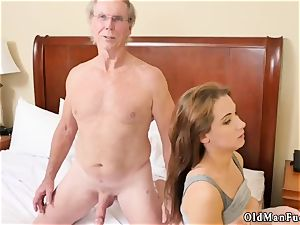 good older missionary and verified amateurs daddy presenting Dukke